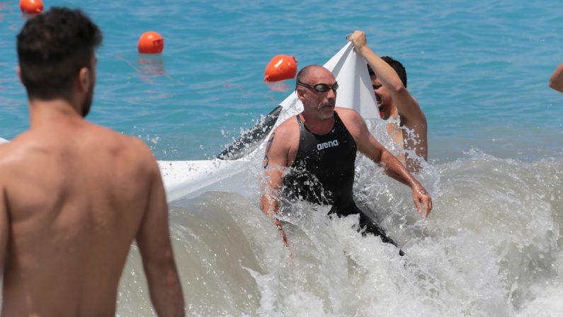 """Nuoto, grande successo per il """"Trofeo Isola di Cirella""""  Anzianotti vincono tutto ma cedono il podio agli ospiti"""
