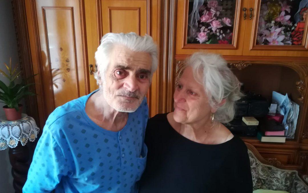 I genitori di Matteo Vinci