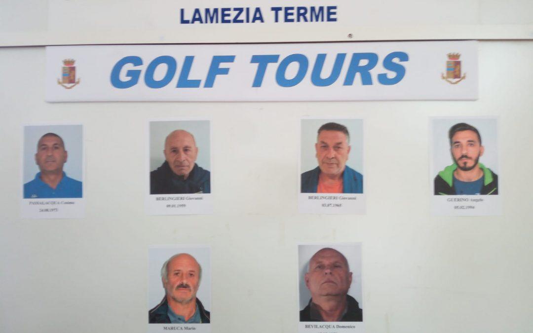 FOTO – Operazione contro furti e ricettazione a Lamezia, gli arrestati