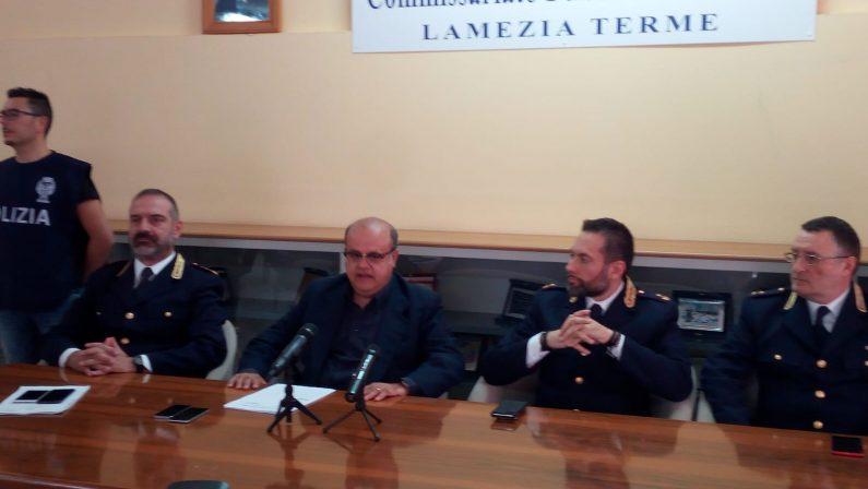 Furti e ricettazione, operazione della polizia a Lamezia  Arresti effettuati anche a Catanzaro e nel Reggino