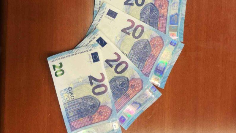 In macchina con diverse banconote da 20 euro falseDenunciata una coppia di coniugi nel Vibonese