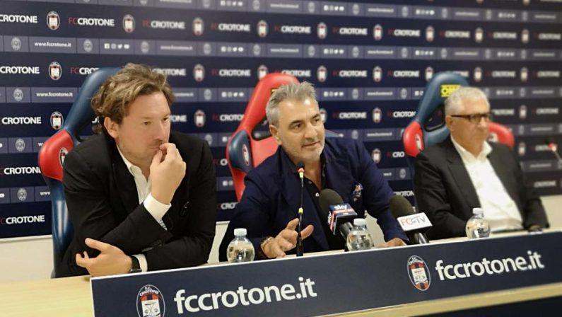 Serie B, Stroppa resta sulla panchina del CrotoneLa società conferma la fiducia all'allenatore