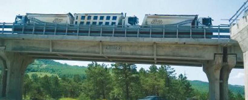 Potenza-Sicignano, dopo dieci anni di lavori riapre il viadotto Pietrastretta