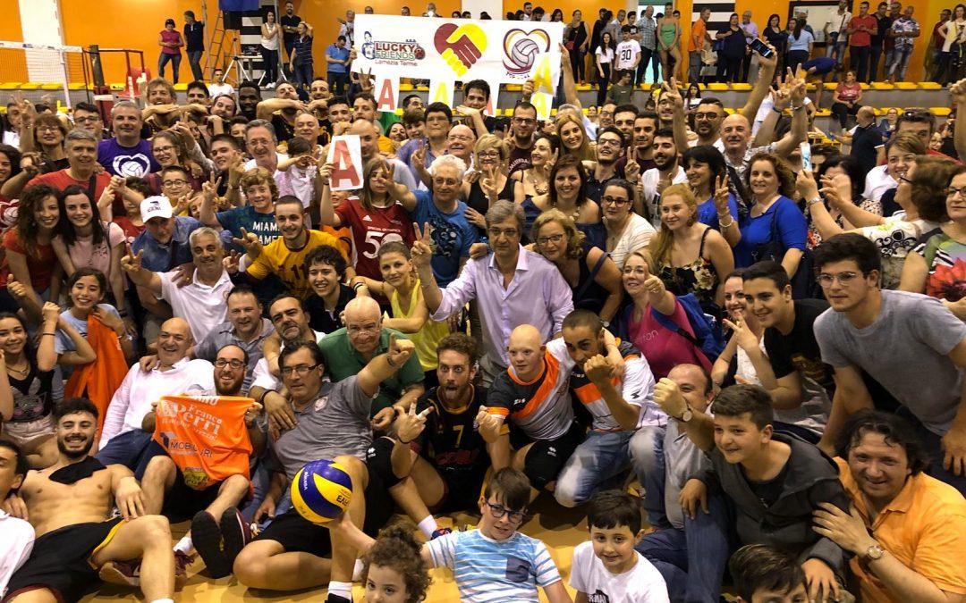 LA festa del Volley Lamezia