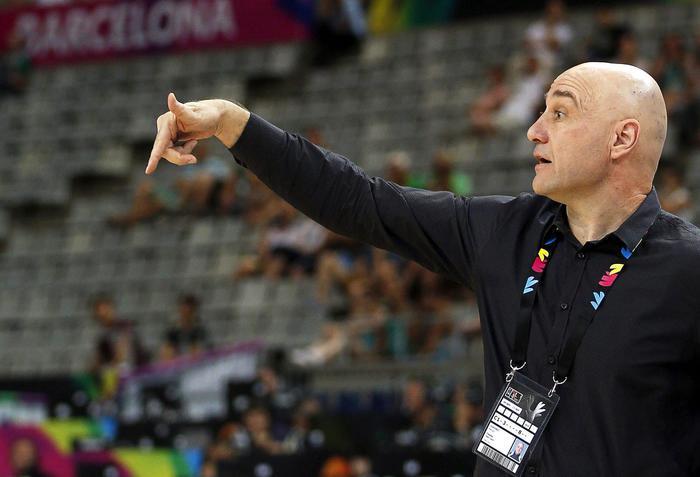 Basket Avellino: Vucinic nuovo coach della Sidigas Scandone