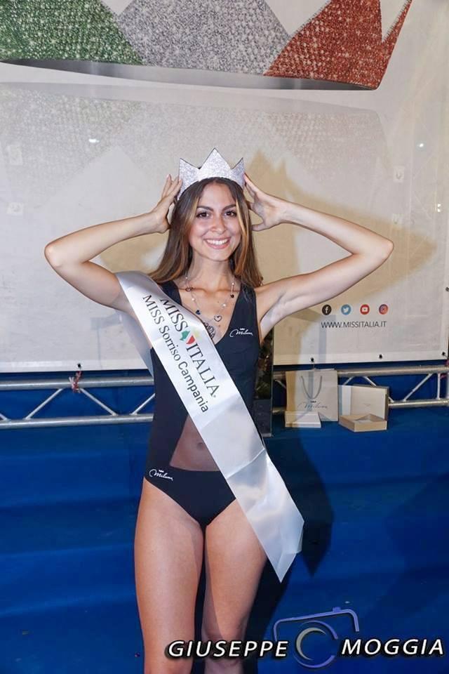 Miss Italia; l'irpina Alessia Ucciardo passa le selezioni campane