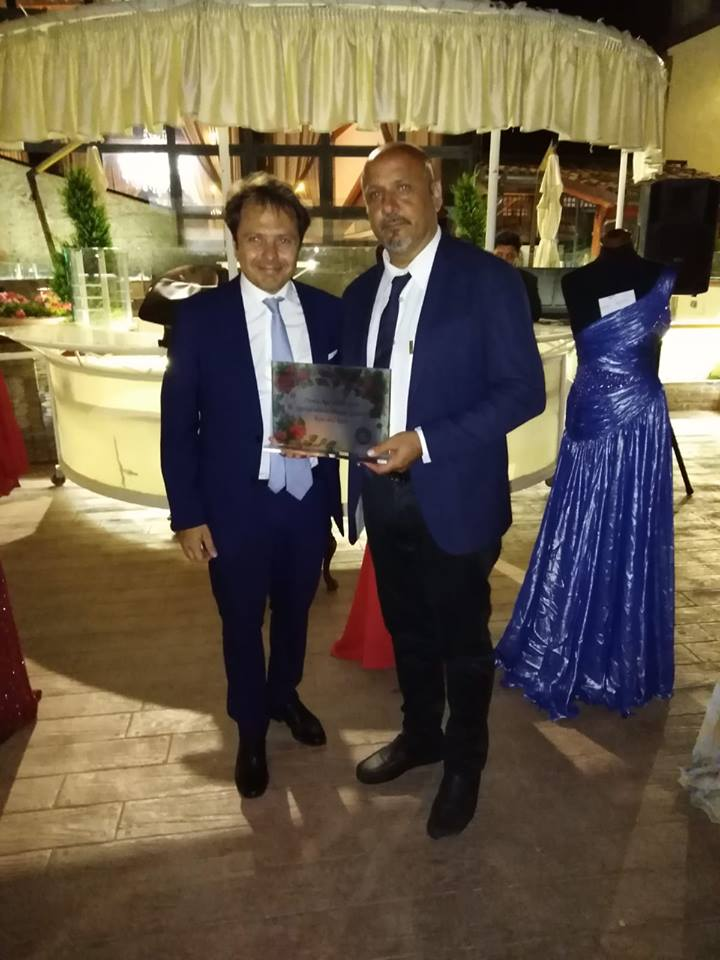 FOTO - Ago d'oro assegnati i riconoscimenti per l'edizione 2018