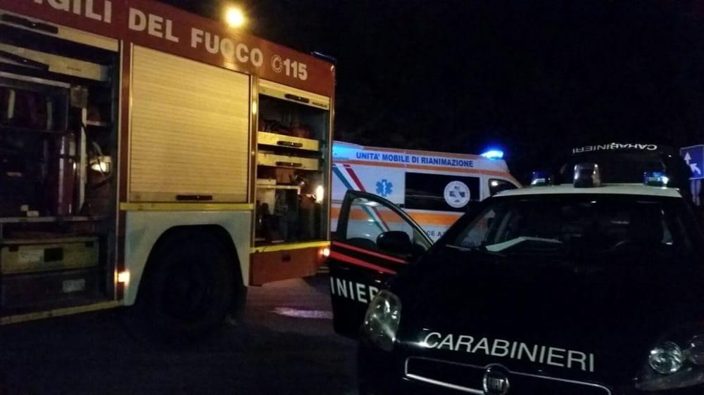 Scontro frontale nel Catanzarese, morta una donna  In gravi condizioni anche il marito della vittima