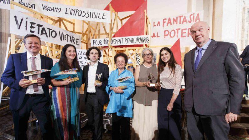 BPER Banca ha rafforzato quest'anno il suo sostegno al Premio Strega, istituendo un riconoscimento speciale per ciascuno dei cinque autori finalisti