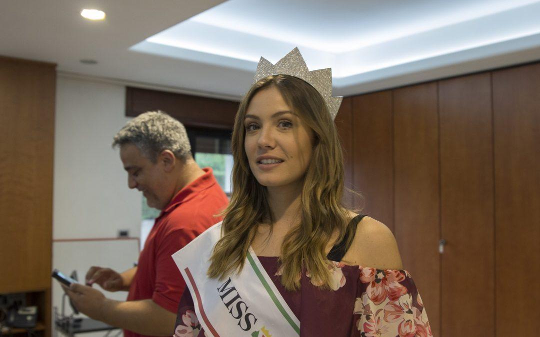 VIDEO – Miss Italia in Calabria: le immagini della visita al Quotidiano