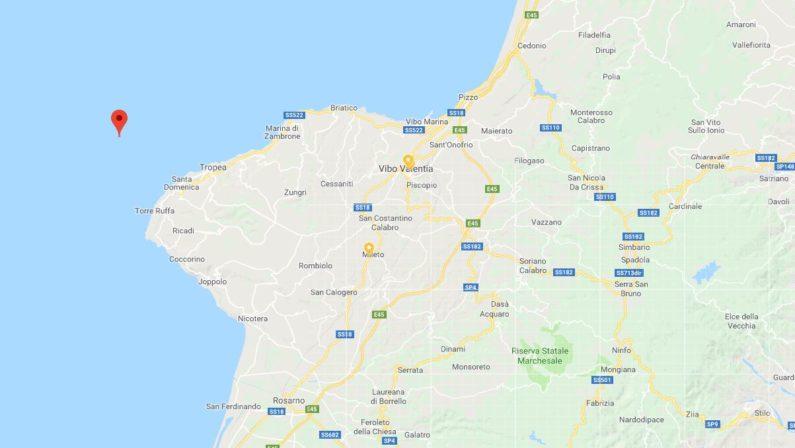 Forte scossa sismica in Calabria, magnitudo 4.4Il terremoto percepito distintamente in tutta la regione