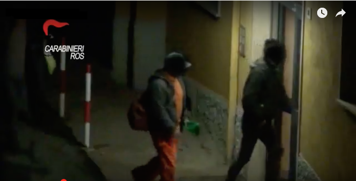 Arrestato macedone: nel centro di permanenza si addestrava ad attività di terrorismo