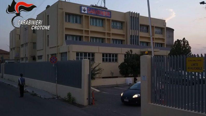 Svaligia un centro scommesse a CrotoneIndividuato e arrestato un 32enne