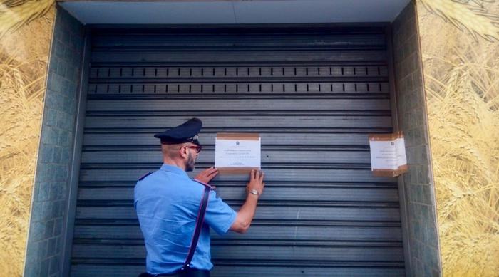 Blitz contro il lavoro nero nel napoletano: 6 su 7 in panificio irregolari