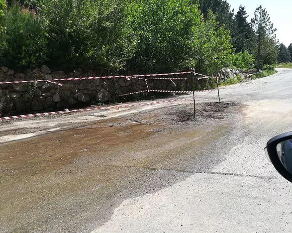 C'è pure chi ruba l'acqua da un comune all'altro  Il caso nel Crotonese: l'ira di Sorical per il sabotaggio
