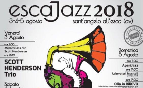 """Artisti internazionali, laboratori musicali, yoga ed enogastronomia con """"Escajaz"""""""