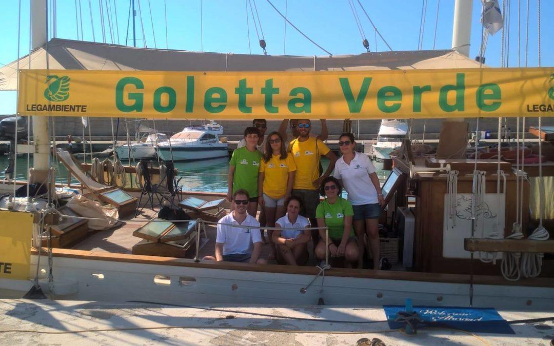 Goletta Verde in Calabria