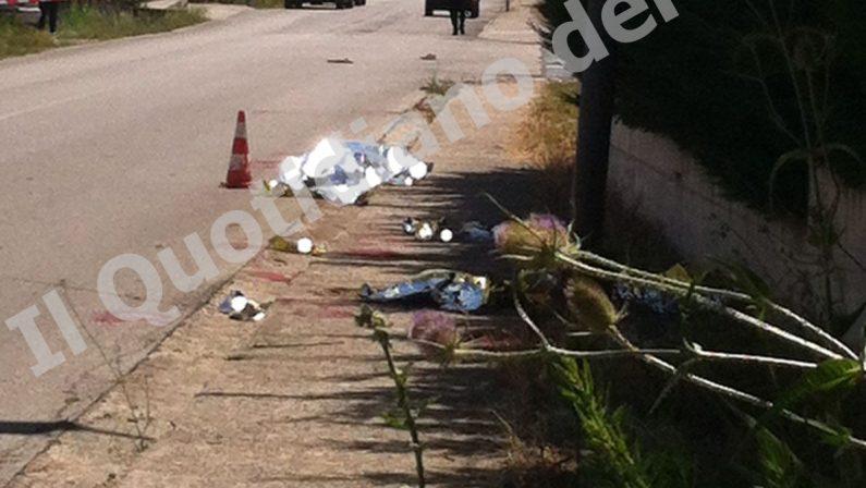 Tragedia a Paterno in provincia di PotenzaUomo muore travolto su un marciapiede da un'auto