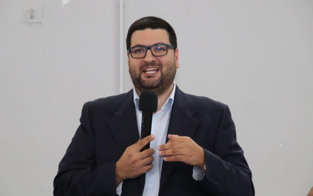 Maurizio De Simone, direttore generale del Matera Calcio