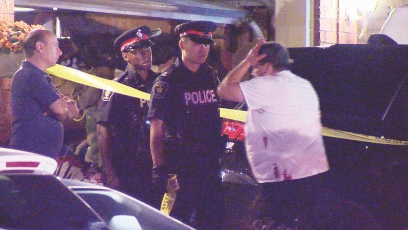 Calabrese ucciso insieme alla fidanzata a TorontoAgguato in strada per il 33enne Cosimo Commisso