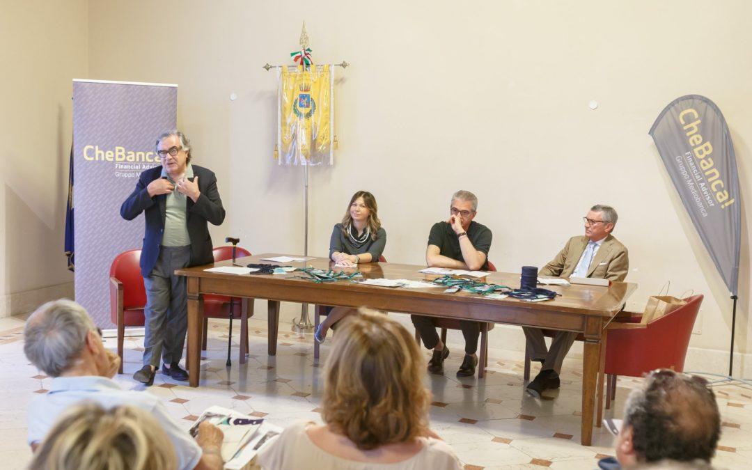 Paolo Albano presenta la Notte bianca del libro 2018 in programma a Potenza dal 31 luglio al 2 agosto
