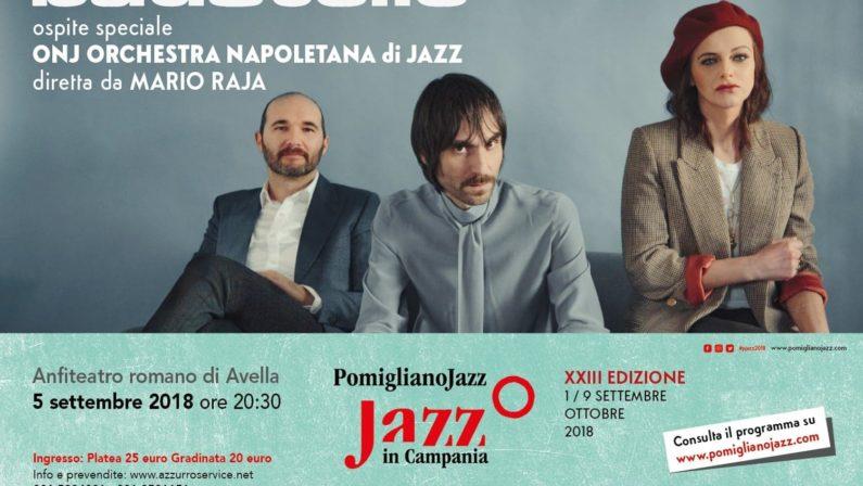 Pomigliano jazz: concerti inediti dal cratere del Vesuvio all'Anfiteatro romano di Avella