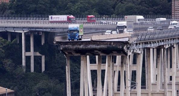 Ricostruzione ponte di Genova, l'allarme di CantoneRischio di infiltrazioni della 'ndrangheta nei lavori