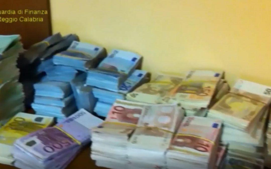 Maxi confisca da 2,5 milioni a imprenditore nel Reggino  Lo Stato acquisisce immobili, contanti e una impresa