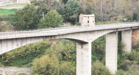 Viadotti pericolanti, è allarme per l'Emoli di San FiliNel Cosentino altra struttura a rischio dopo Genova