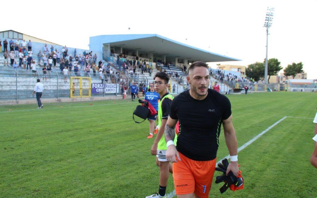 Raffaele Ioime, portoere del Matera
