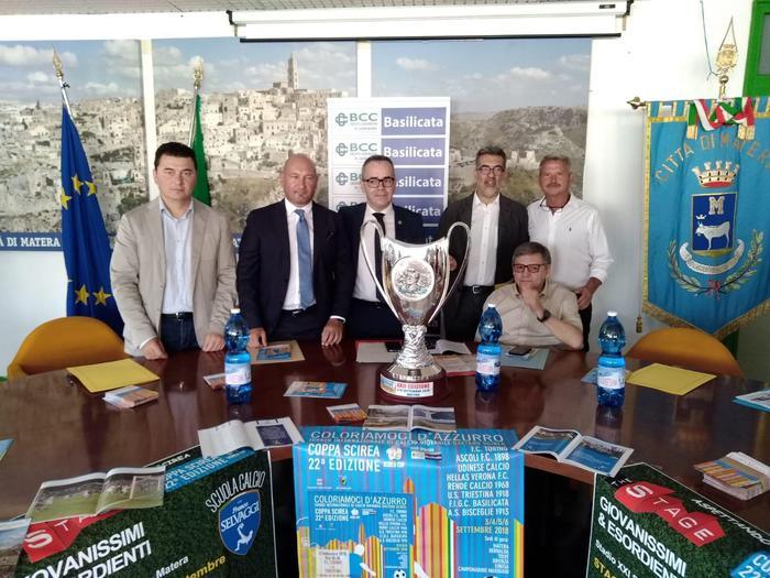 Calcio, dal 3 a 6 settembre la 22esima edizione della Scirea Cup