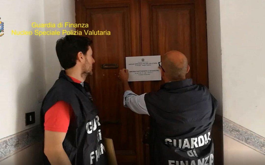 Maxi sequestro da 2 milioni a imprenditore reggino  ritenuto vicino ai clan della fascia ionica e tirrenica