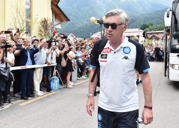 Napoli calcio,  subito la Juve alla seconda giornata: sfida Ancelotti/Sarri