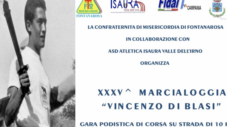 Fontanarosa, 35 anni di ''Marcialoggia'': la gara intitolata a Vincenzo Di Blasi