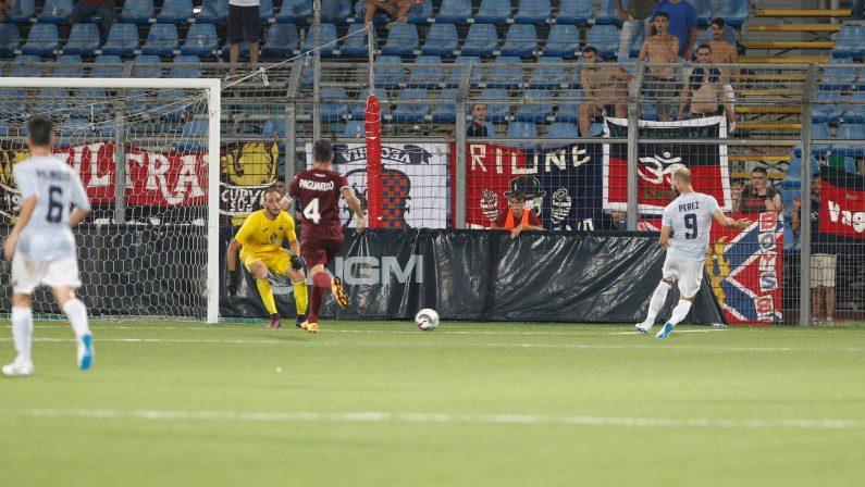 Cosenza, buona la prima: vince a Trapani e in Coppa Italia sfiderà il Torino di Mazzarri