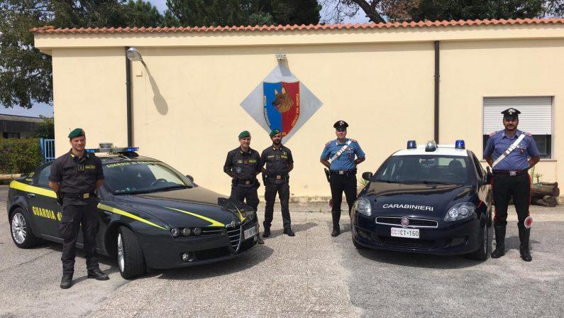 'Ndrangheta, sequestrati i beni ad imprenditoreNel Reggino la base del gruppo legato ai videopoker