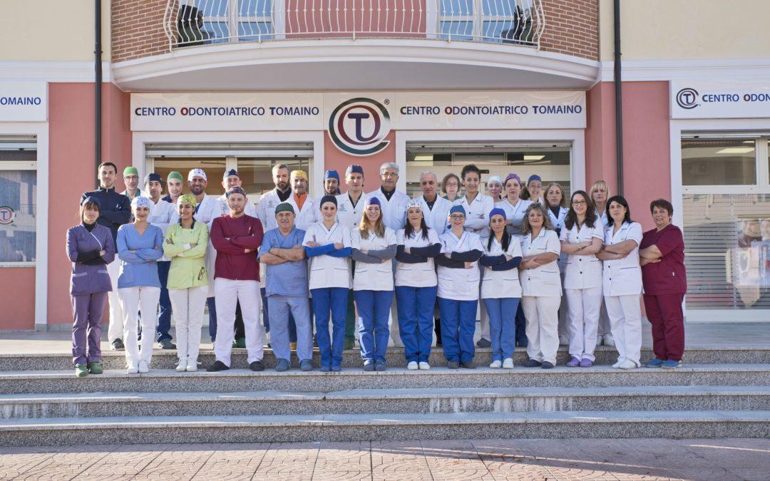 Centro Odontoiatrico Tomaino a Satriano  Una risposta alle esigente dei pazienti