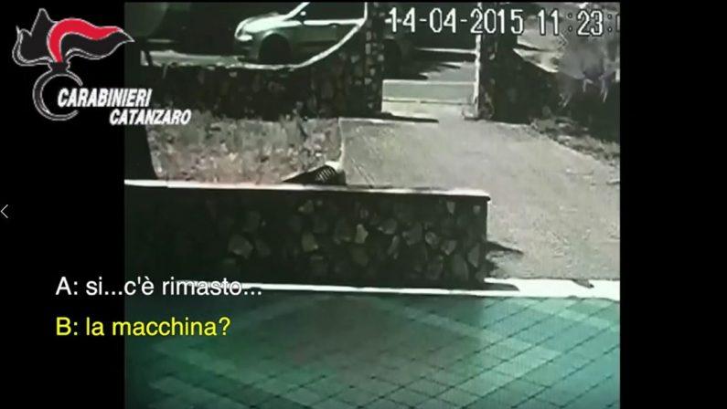 VIDEO - Omicidio Francesco Rosso, le intercettazioni,le immagini del il blitz e la ricostruzione in 3d
