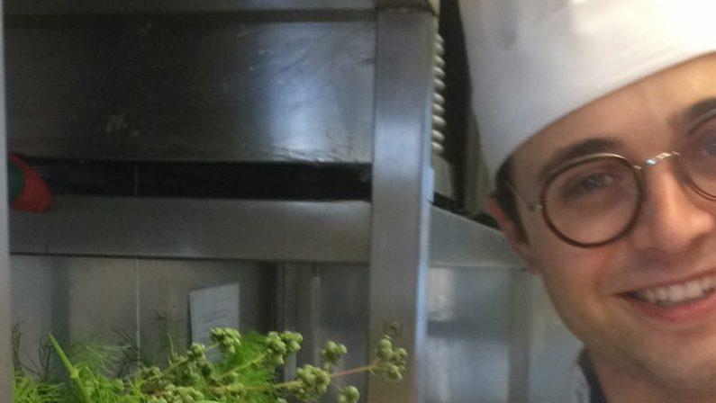 Il sogno del materano Michele Di Già, dalla scuola di cucina all'Osteria Francescana di Bottura