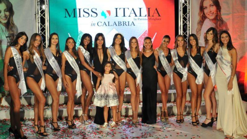 Due calabresi alle finali nazionali di Miss ItaliaNaomi e Giuliana in corsa per l'ambita fascia