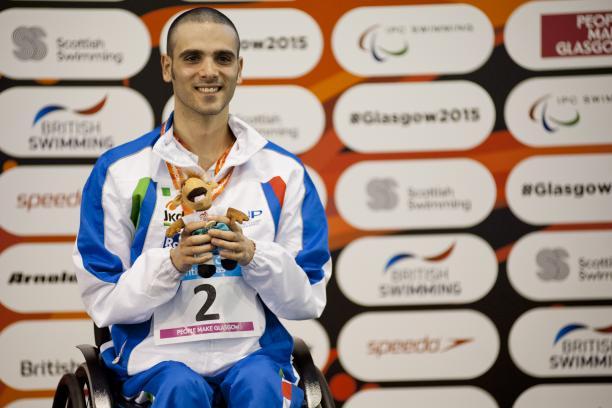Giornata paralimpica 2018 a Reggio Calabria  Il testimonial sarà il nuotatore Vincenzo Boni