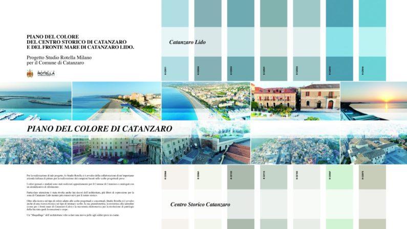 A Catanzaro via libera al Piano del coloreEcco come cambierà il volto dei vari quartieri