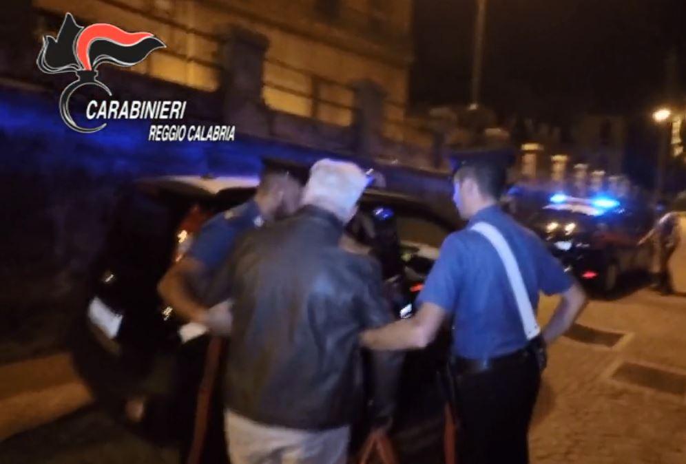 Arresti per un'operazione contro la 'ndrangheta