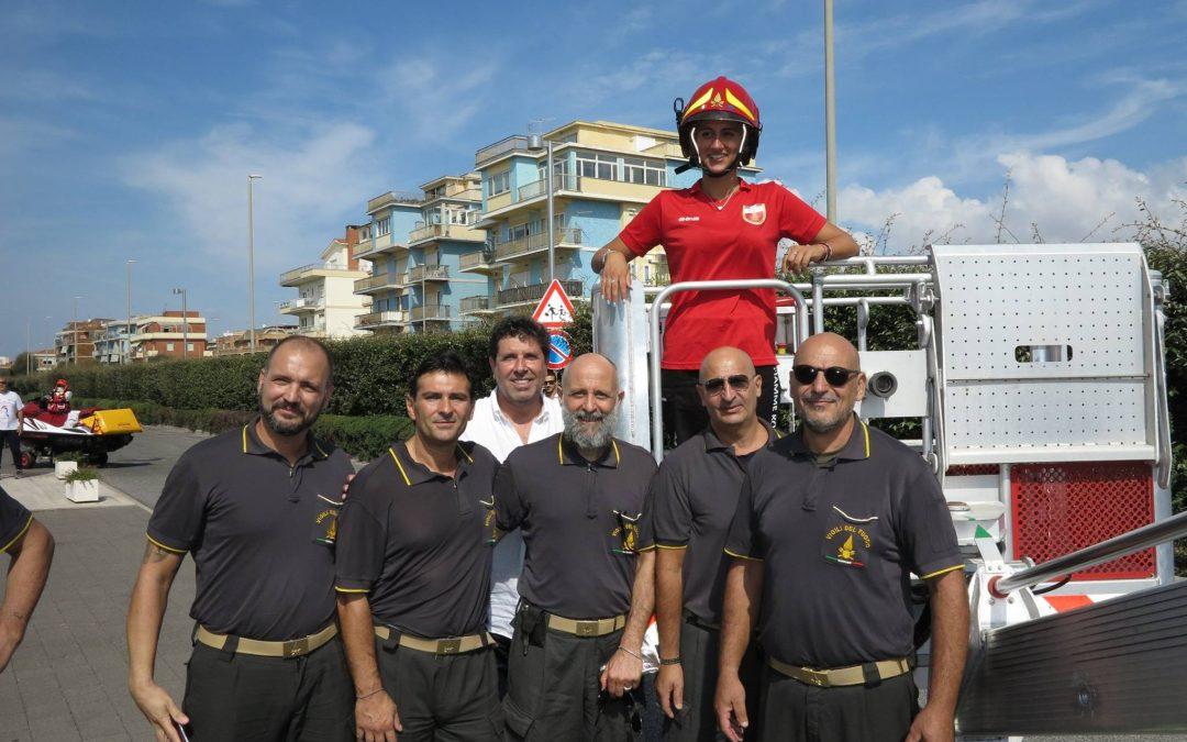 Nuoto, il vigile qualificato Gabriele Giuzio si impone al campionato italiano di Ostia