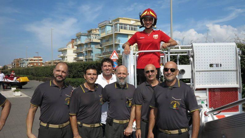 Nuoto,il vigile qualificato Gabriele Giuzio si impone al campionato italiano di Ostia
