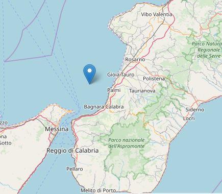 Terremoto in Calabria: magnitudo 4.2, tanta pauraNumerose altre scosse registrate durante la giornataEffettuate verifiche nelle scuole e su rete ferroviaria
