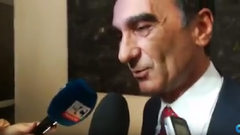 VIDEO - Elezioni provinciali a Catanzaro, il commento di Sergio Abramo eletto presidente