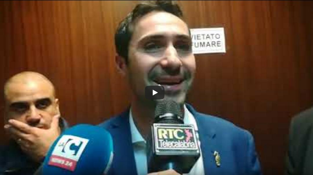 VIDEO – Elezioni provinciali a Catanzaro, il commento del candidato Ernesto Francesco Alecci