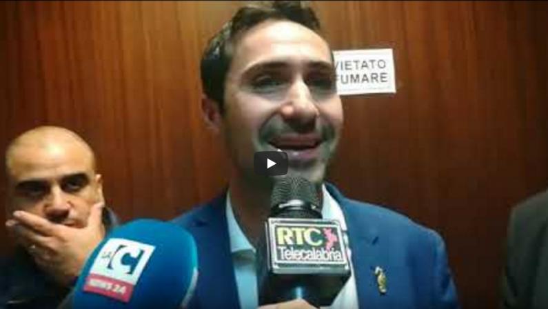 VIDEO - Elezioni provinciali a Catanzaro, il commento del candidato Ernesto Francesco Alecci