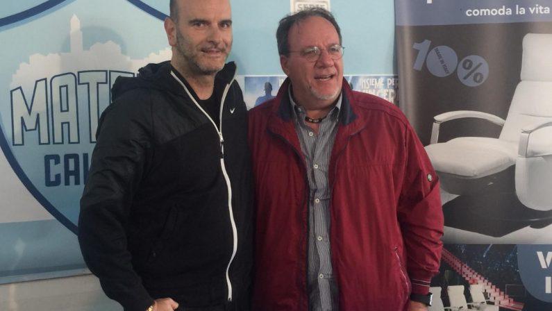 Matera Calcio, Lamberti è il nuovo presidente e amministratore unico
